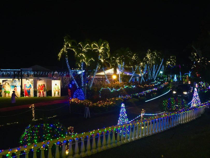 Christmas in Samoa