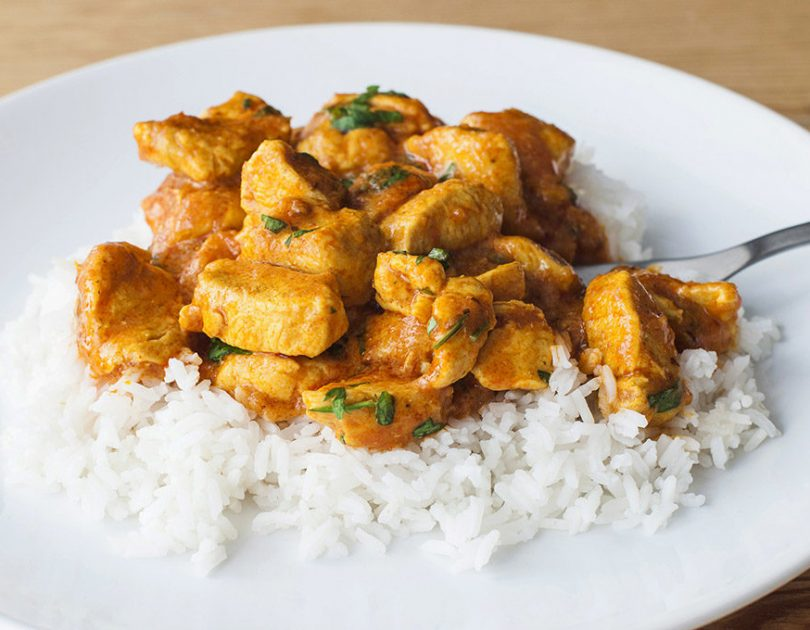 Fijian Chicken Curry